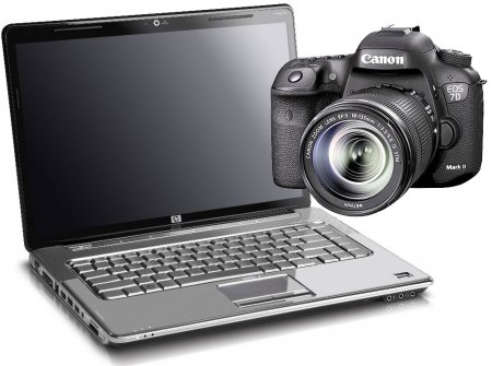 SPT Software for Canon EOS Digital SLRs