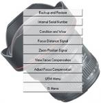 Canon Lens Software