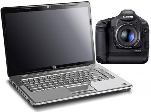 Software Canon EOS 1D MK4 Upgrade