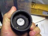 Lesson 8 / Servicing SLR Lens