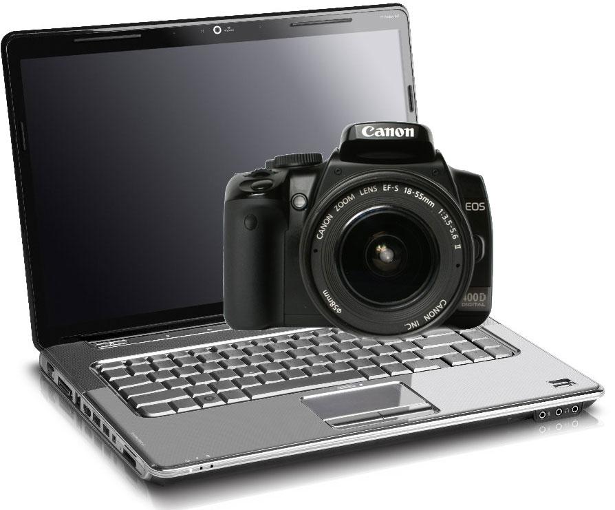 Software Canon EOS XTi 400D Advanced | SPT / C&C