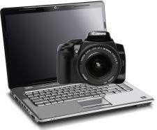 Software Canon EOS XTi 400D Advanced