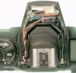 Lesson 14 / In Camera Electronic Flash Systems