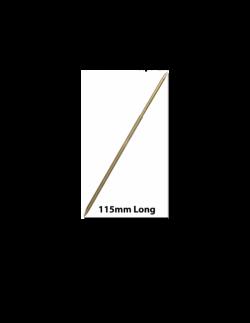 115mm Long x 2.00mm Tip, Screwdriver Blade