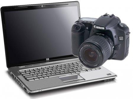 Software Canon EOS 30D Upgrade