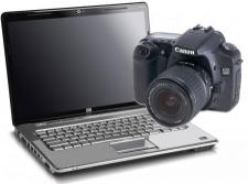 Software Canon EOS 30D Advanced