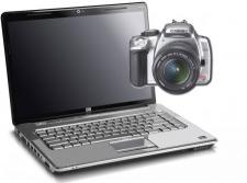 Software Canon EOS XT 350D Essential