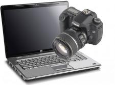 Software Canon EOS 40D Advanced