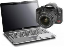 Software Canon EOS XSi 450D Advanced