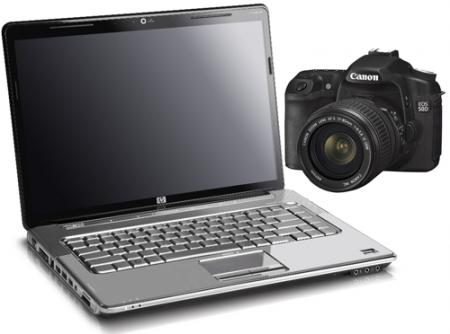 Software Canon EOS 50D Advanced