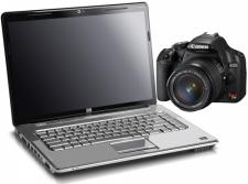 Software Canon EOS T1i 500D Advanced