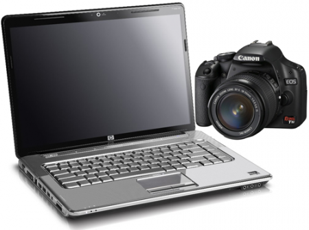 Software Canon EOS T1i 500D Upgrade