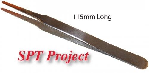 ST-13 Flat Tip Tweezers