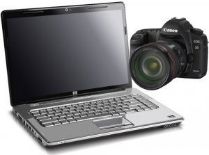 Software Canon EOS 5D MK2 Essential