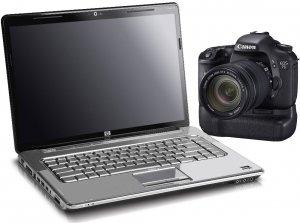 Software Canon EOS 7D Advanced