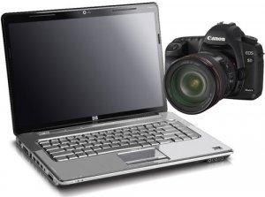 Software Canon EOS 5D MK2 Advanced