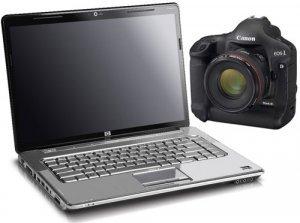 Software Canon EOS 1D MK3 Advanced