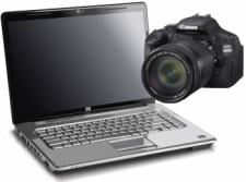 Software Canon EOS T3i 600D Upgrade