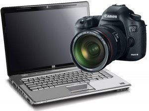 Software Canon EOS 5D MK3 Advanced