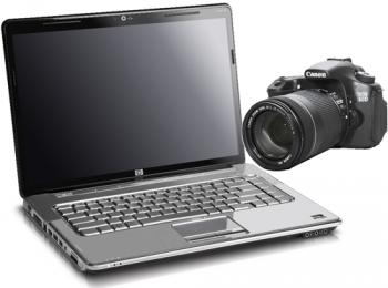 Software Canon EOS 60D Advanced