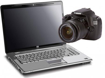 Software Canon EOS 1200D_T5_X70 Hi Professional