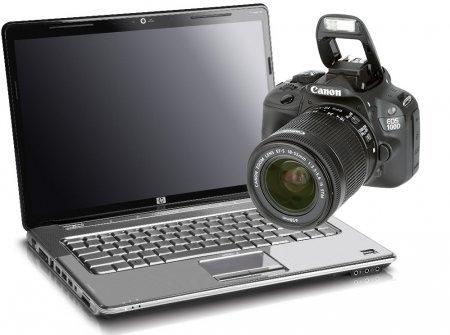 Software Canon EOS 100D Professional Advanced