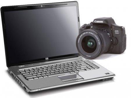 Software Canon EOS 750D Upgrade