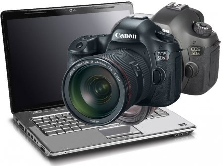 Software Canon EOS 5DS R and 5DS Upgrade Bundle