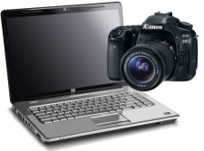 Software Canon EOS 80D Professional Advanced