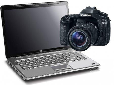 Software Canon EOS 80D Upgrade