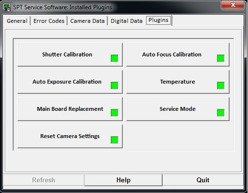 Software Canon EOS 1300D Upgrade | SPT / C&C