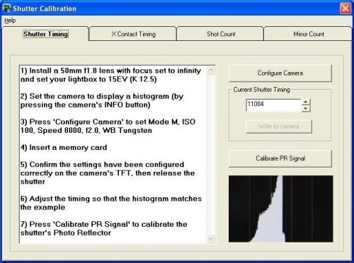 Software Canon EOS 5D MK3 Upgrade   SPT / C&C