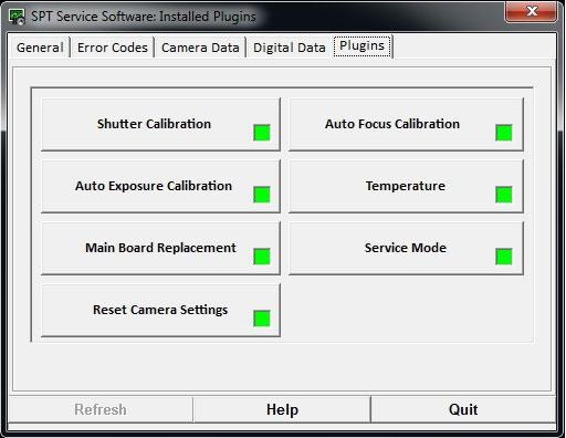 Software Canon EOS 80D Professional Advanced | SPT / C&C
