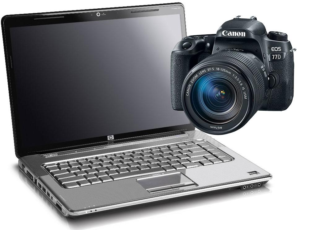 Canon Eos 20d Win7