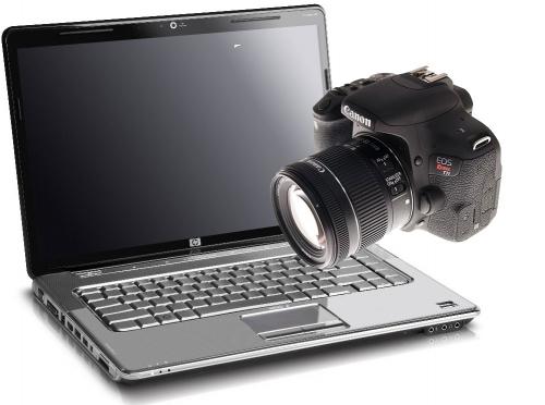 Software Canon EOS 800D Upgrade