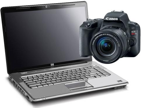 Software Canon EOS 200D_SL2Professional