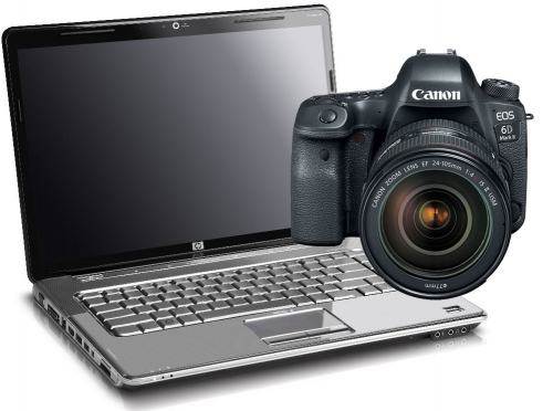Software Canon EOS 6D MK2 Professional