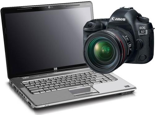 Software Canon EOS 5D MK4 Professional